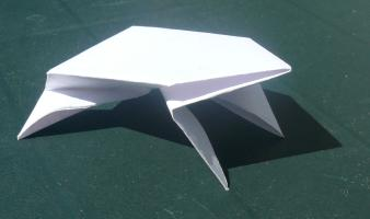 How to Create an Origami Boat : 7 Steps - Instructables | 200x338